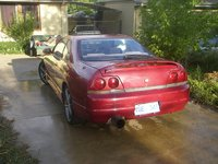 1993 Nissan Skyline Picture Gallery