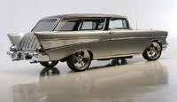 Picture of 1957 Chevrolet Nomad, exterior, gallery_worthy