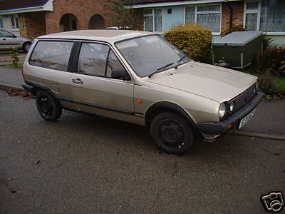 Picture of 1985 Volkswagen Polo, exterior
