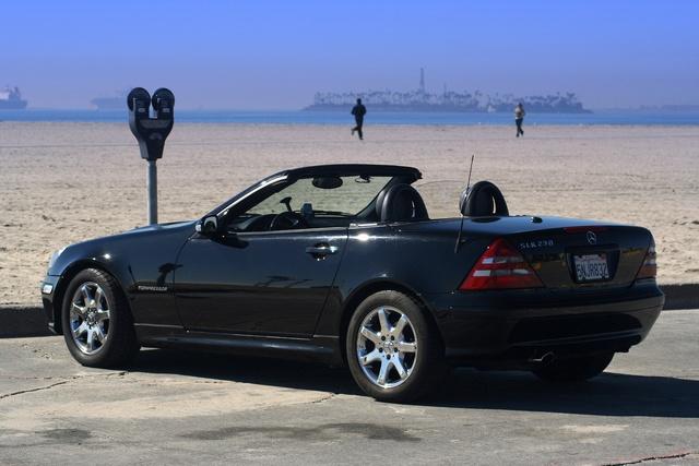 Picture of 2002 Mercedes-Benz SLK-Class SLK 230 Supercharged, exterior