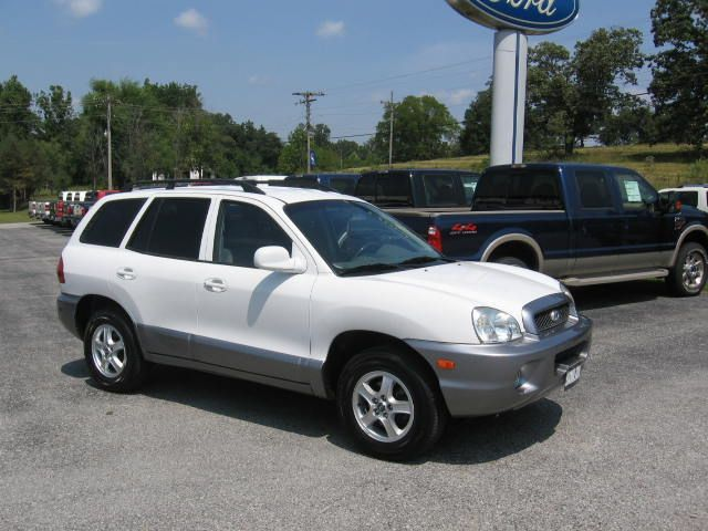 picture of 2003 hyundai santa fe gls 3 5l exterior. Black Bedroom Furniture Sets. Home Design Ideas