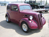 1948 Ford Anglia Overview