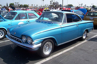 1964 Ford Capri Overview