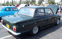 1965 Ford Cortina Overview