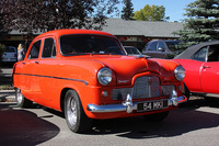 1954 Ford Zephyr Overview