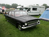 1964 Ford Zephyr Overview