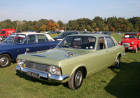 1970 Ford Zephyr Overview