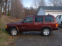 Picture of 2000 Jeep Cherokee Limited 4WD, exterior, gallery_worthy