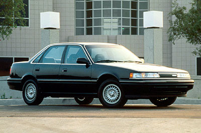 Picture of 1991 Mazda 626 DX