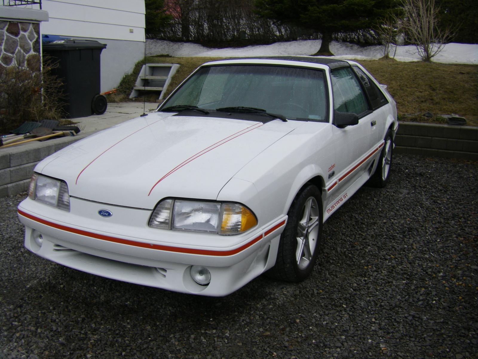 1987 ford mustang gt cobra specs for Fox motors caledonia michigan