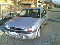 Picture of 2001 Ford Fiesta, exterior