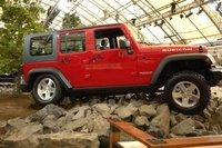 2008 Jeep Wrangler Unlimited Overview