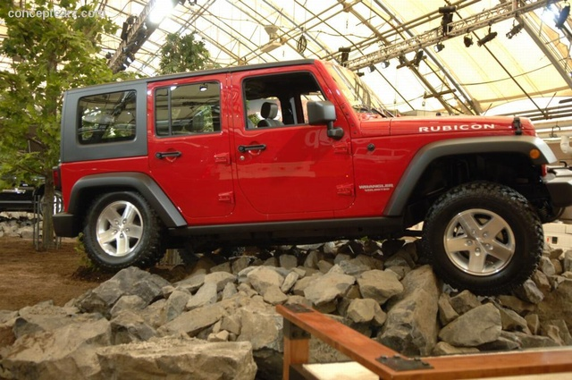 Picture of 2008 Jeep Wrangler Unlimited Rubicon 4WD