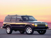 Picture of 1997 Jeep Cherokee 4 Dr SE 4WD SUV