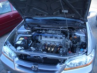Picture of 2000 Honda Accord Special Edition, engine
