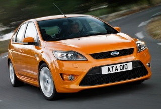2008 Ford Focus S picture