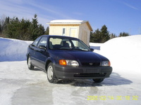 1997 Toyota Tercel 2 Dr CE Coupe picture, exterior