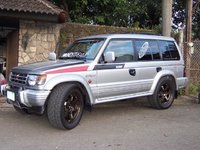 Picture of 1997 Mitsubishi Pajero, exterior