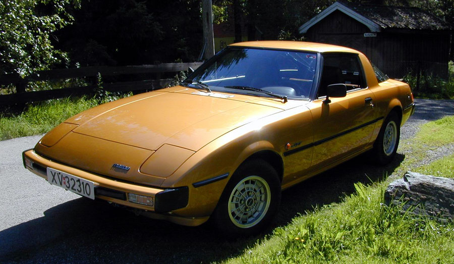 Picture of 1980 mazda rx 7 exterior