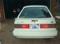 Picture of 1987 Ford Escort, exterior, gallery_worthy