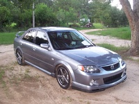 2003 Mazda MAZDASPEED Protege 4 Dr Turbo Sedan (2003.5) picture, exterior