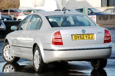Picture of 2002 Skoda Superb