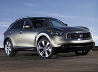 2009 Infiniti FX50 Overview