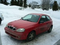 Picture of 2000 Daewoo Lanos 2 Dr SE Hatchback, exterior, gallery_worthy