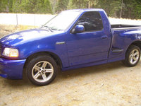 Picture of 2003 Ford F-150 SVT Lightning 2 Dr Supercharged Standard Cab Stepside SB, exterior, gallery_worthy