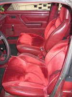 Picture of 1990 Plymouth Horizon 4 Dr America Hatchback, interior