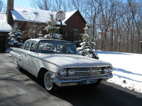 1960 Chevrolet Bel Air, ive owned this car for 8 years its all original, exterior