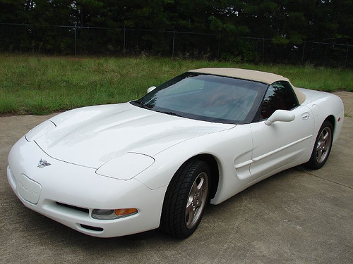 2004 Chevrolet Corvette Convertible picture