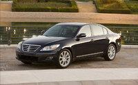 2009 Hyundai Genesis Picture Gallery