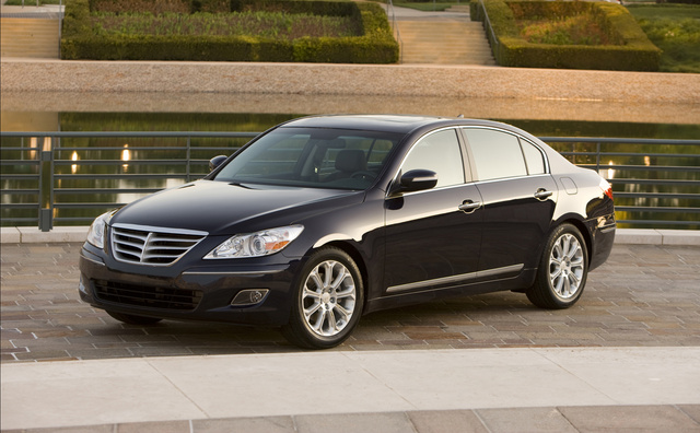 Picture of 2009 Hyundai Genesis 4.6 RWD