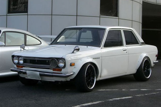 Turbo Rotary Datsun 510