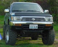 Picture of 1995 Toyota 4Runner 4 Dr SR5 V6 4WD SUV, exterior, gallery_worthy
