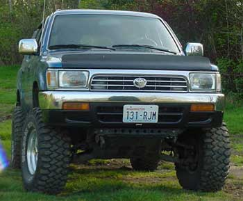 Picture of 1995 Toyota 4Runner 4 Dr SR5 V6 4WD SUV, exterior