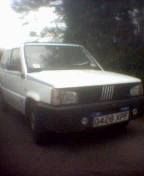 Picture of 1989 Fiat Panda