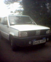 1989 FIAT Panda Overview