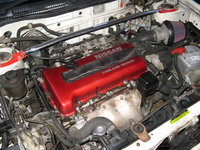 Picture of 1992 Nissan Primera, engine, gallery_worthy