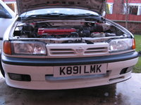 Picture of 1992 Nissan Primera, exterior, engine, gallery_worthy