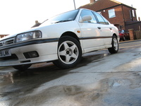 1992 Nissan Primera Overview