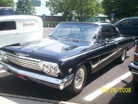 1962 Chevrolet Impala, 572 big block car ., exterior