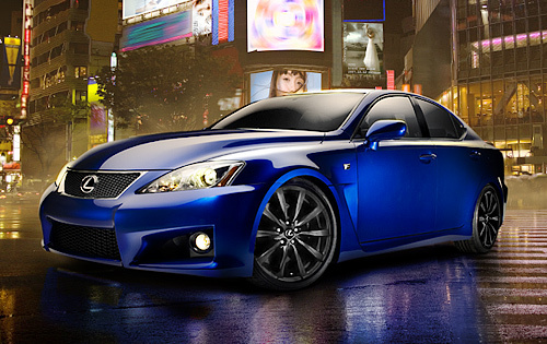 Picture of 2009 Lexus IS F RWD