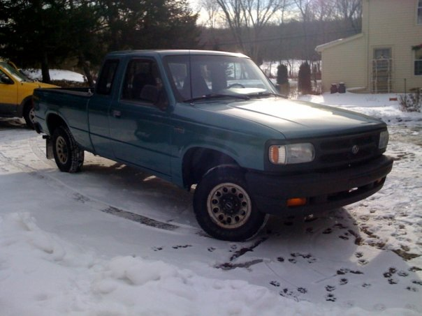 Picture of 1994 Mazda B-Series Pickup 2 Dr B2300 Extended Cab SB