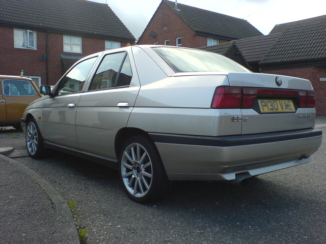 Picture of 1997 Alfa Romeo 155, exterior, gallery_worthy