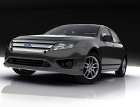 2010 Ford Fusion S, exterior, manufacturer