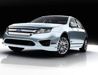 2010 Ford Fusion Hybrid, exterior, manufacturer