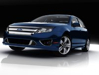 2010 Ford Fusion Sport V6, 2010 Ford Fusion Sport, exterior, manufacturer, gallery_worthy
