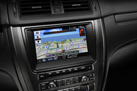 2010 Ford Fusion, voice activated navigation system, manufacturer, interior